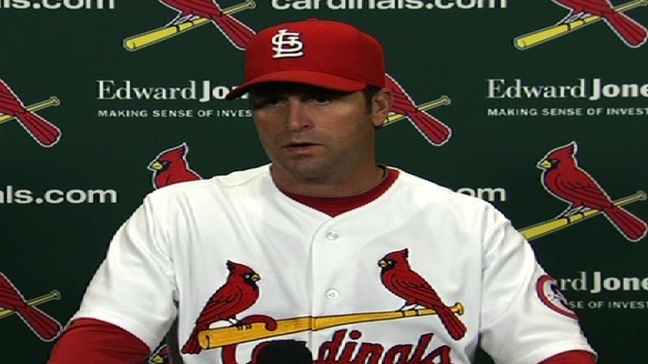 Pitch count a case-by-case issue for Matheny