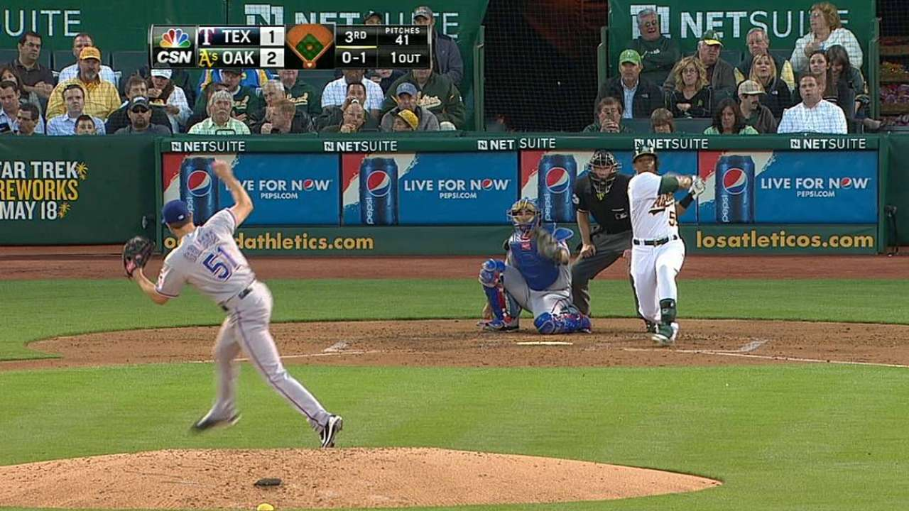 Cespedes has power but little to show for it