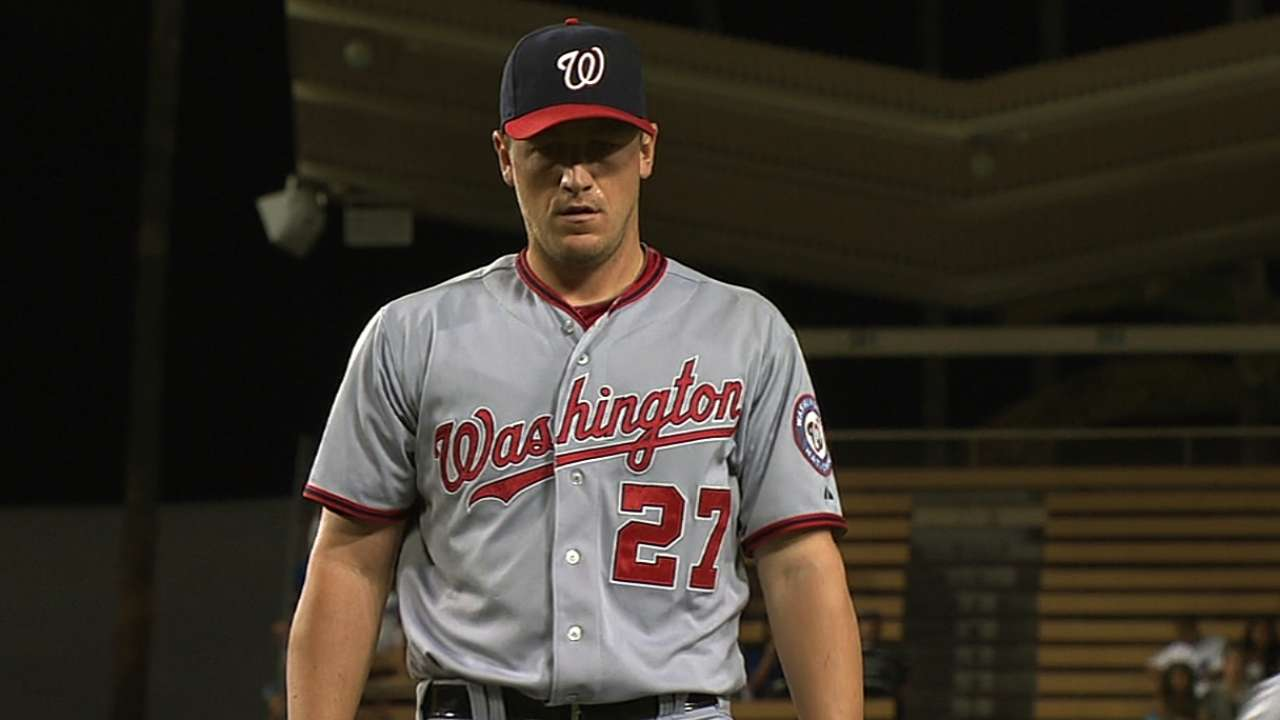 Zimmermann first in Majors to seven wins