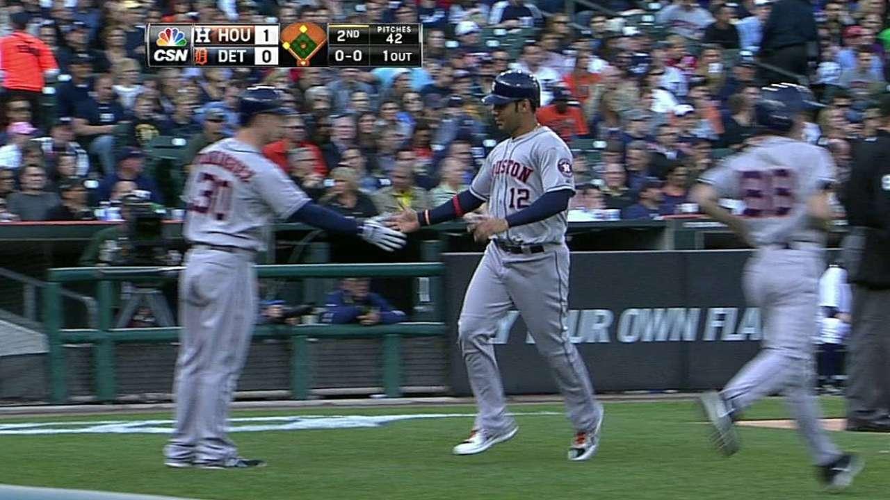 Harrell falla y racha de Astros llega a seis derrotas en fila