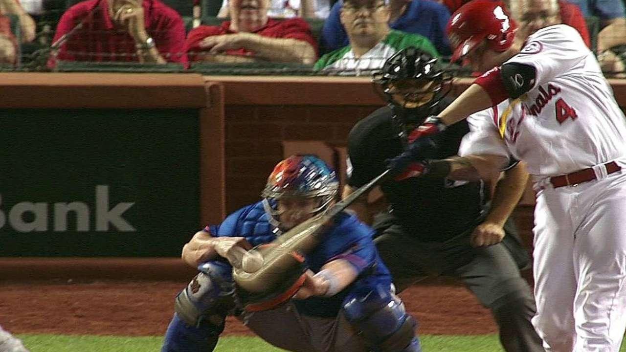 Cardenales le propinan a Mets sexta derrota en fila