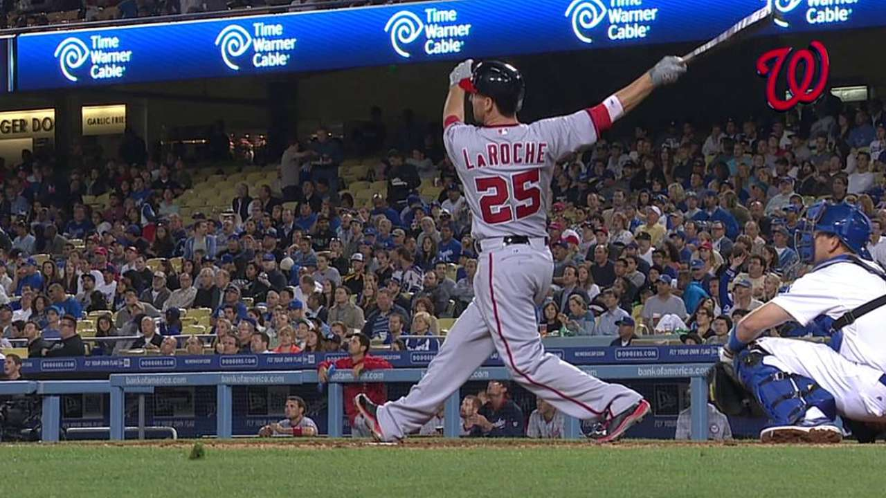 Nats fall short against Dodgers, Greinke