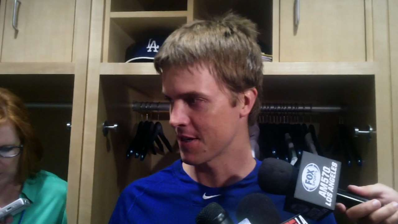 Greinke's return signals fresh start for Dodgers