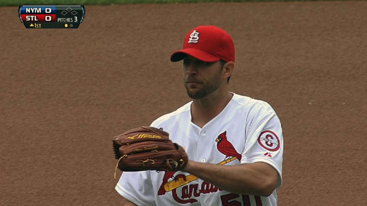 Cards continue to struggle against lefty starters