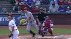 Verlander roughed up, Tigers routed by Rangers