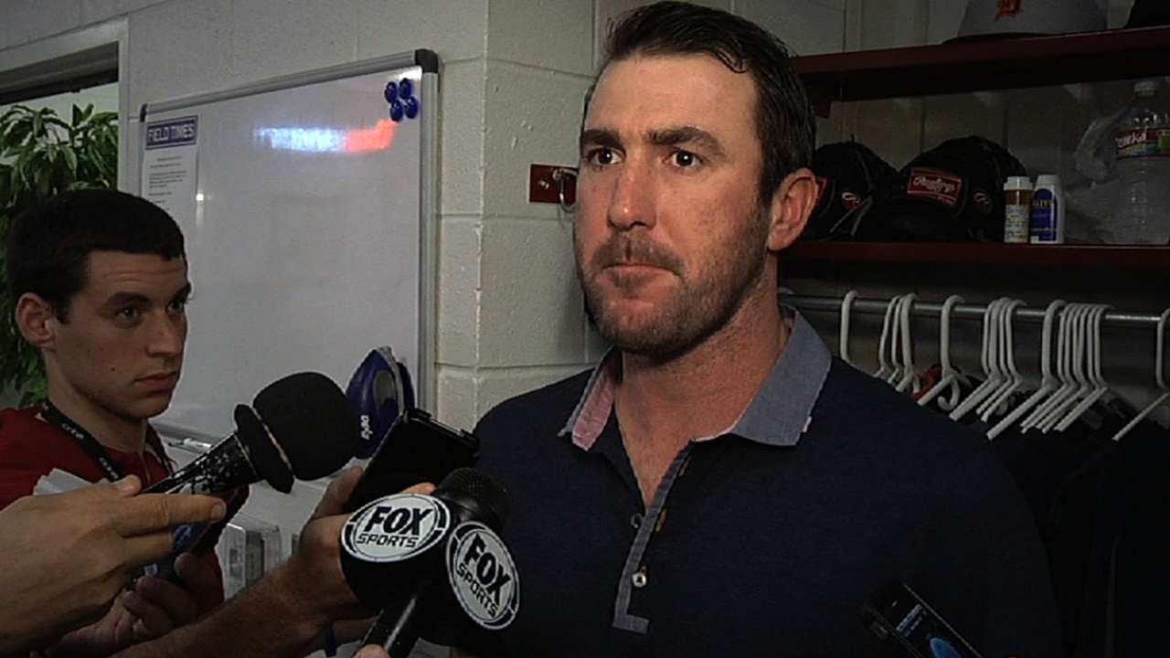 Verlander, Leyland aren't shaken by one start