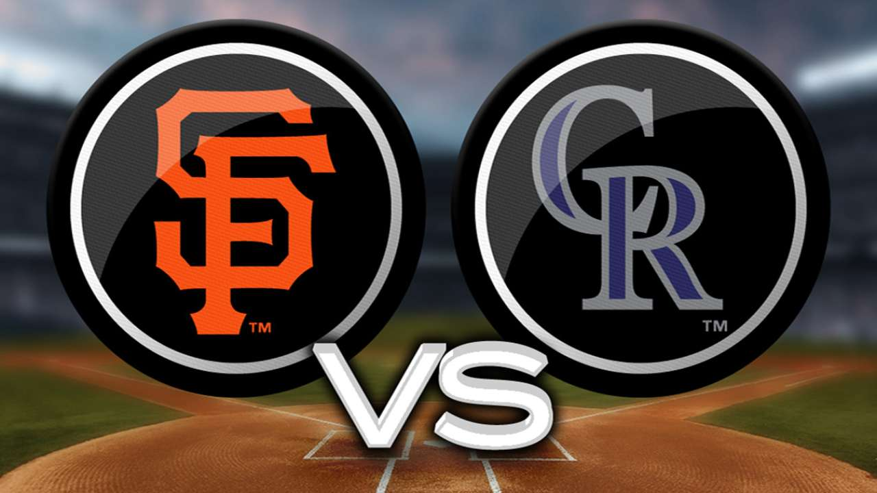 MLB Notebook: Giants rapping out hits at historic pace