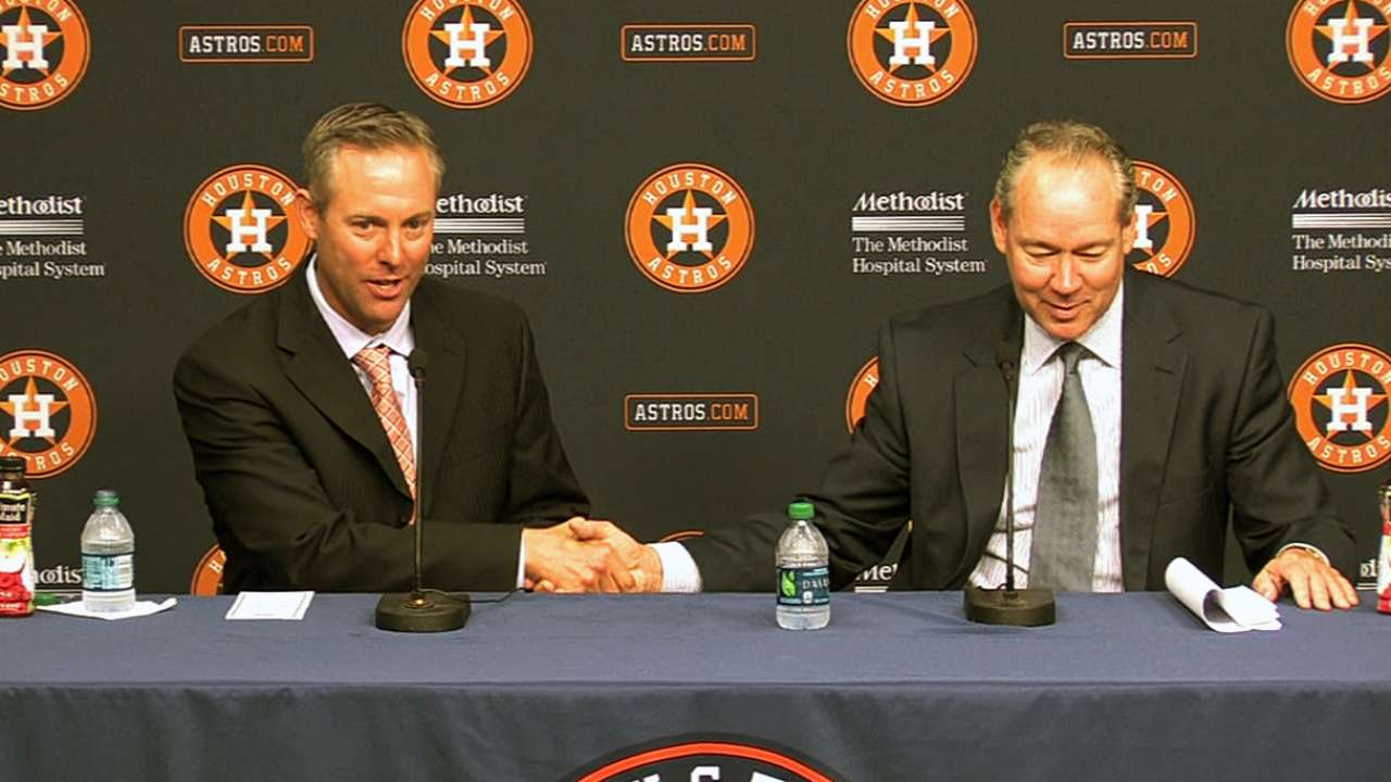 Astros owner Crane purchases Double-A team