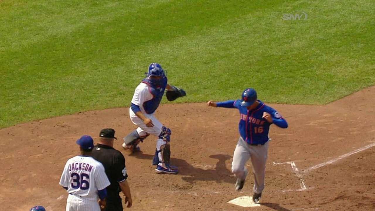 Harvey suma su quinta victoria en triunfo de Mets