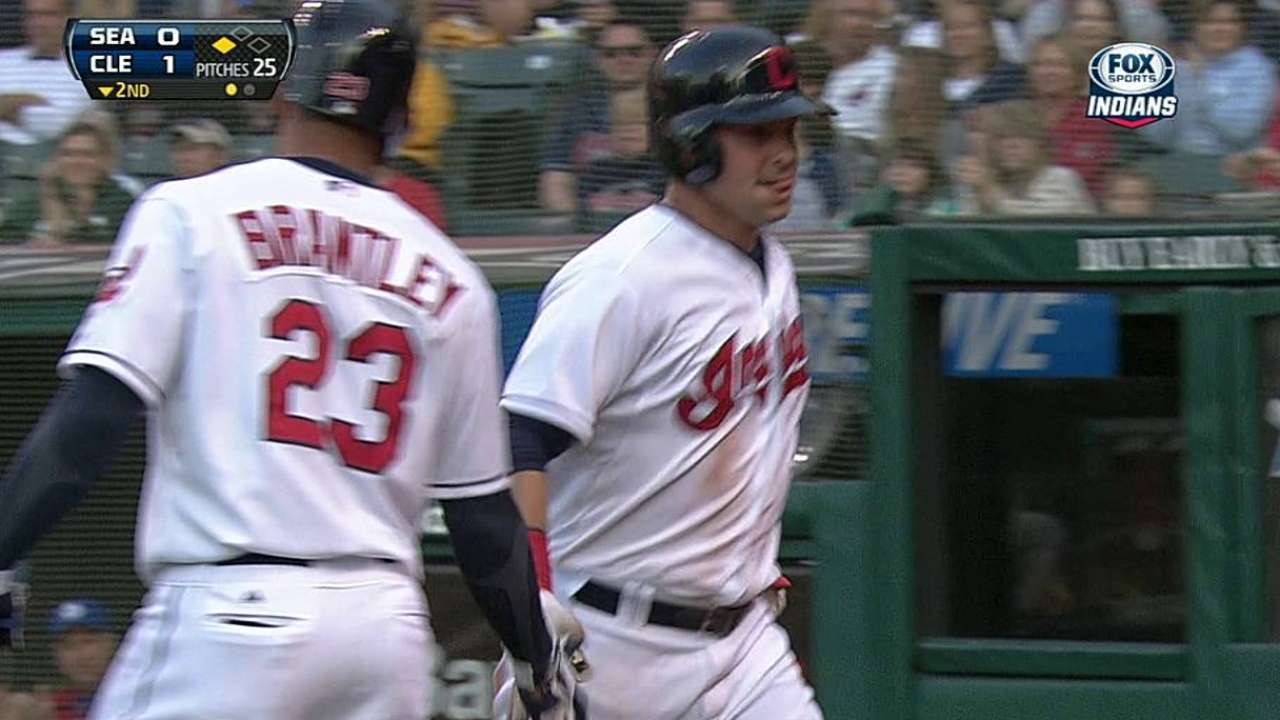 Despite slump, Giambi still valuable to Indians