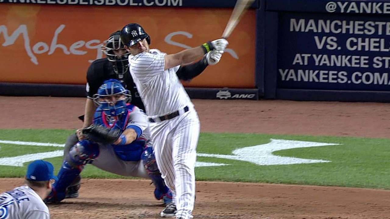 Kuroda, Yankees pintan de blanco a los Azulejos