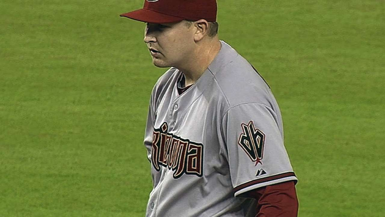 D-backs undecided on pitching order for doubleheader