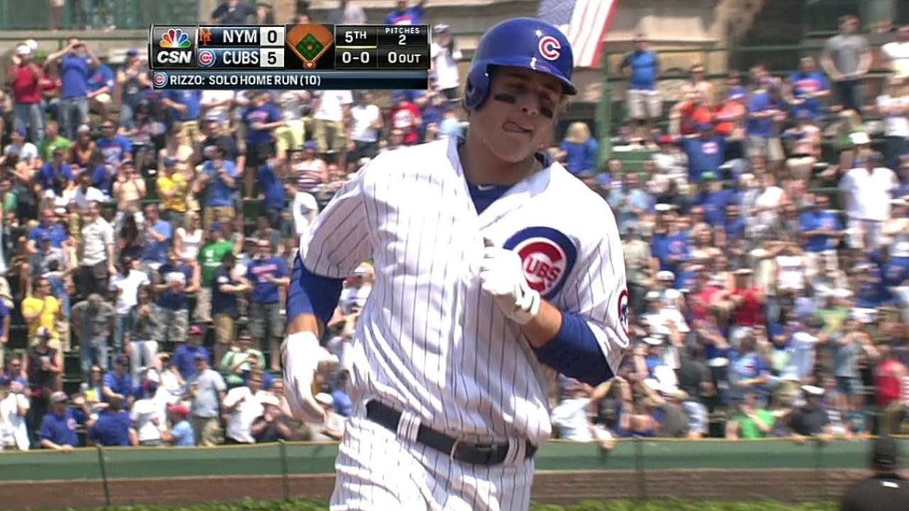 Rizzo reaping rewards of getting back to roots