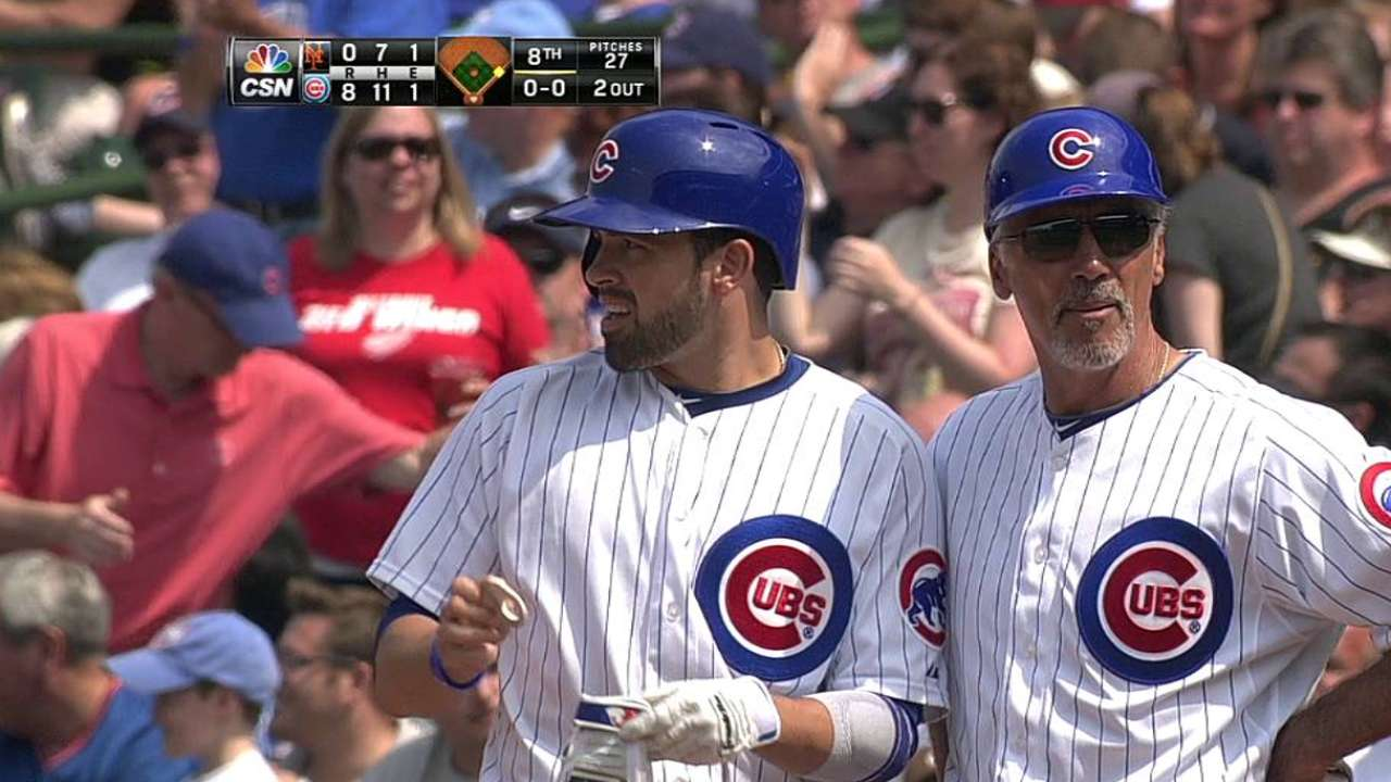 On-base percentage a glaring weakness for Cubs
