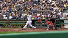 Solo shot all Locke needs as Pirates top Astros