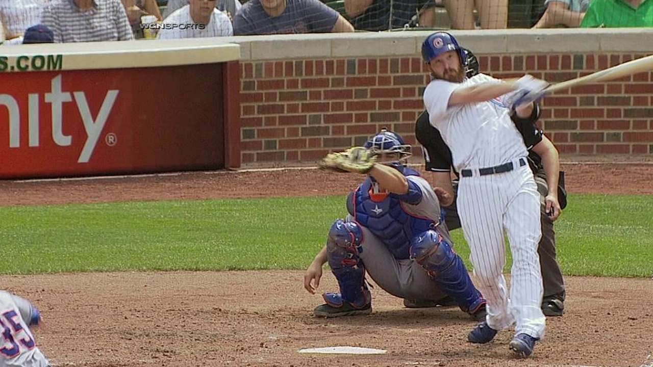 Cubs' May RBI leader(s): the pitching staff