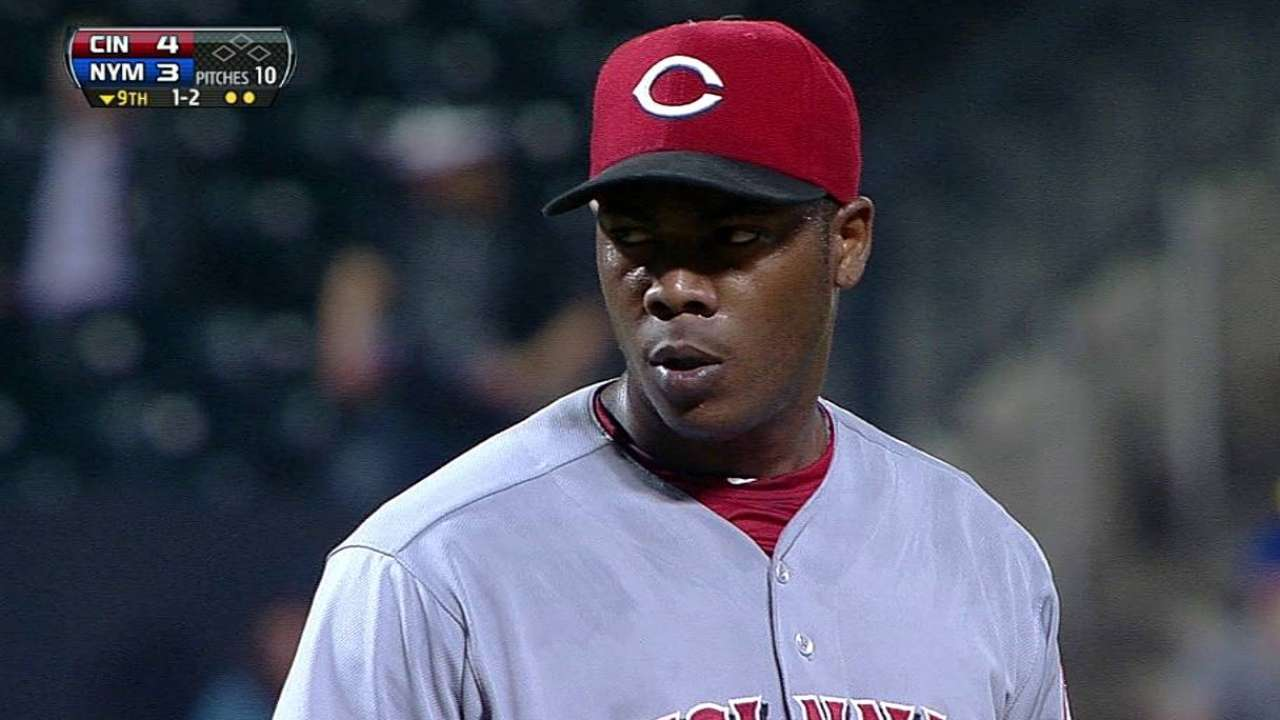 Chapman goes to the stretch to end slump