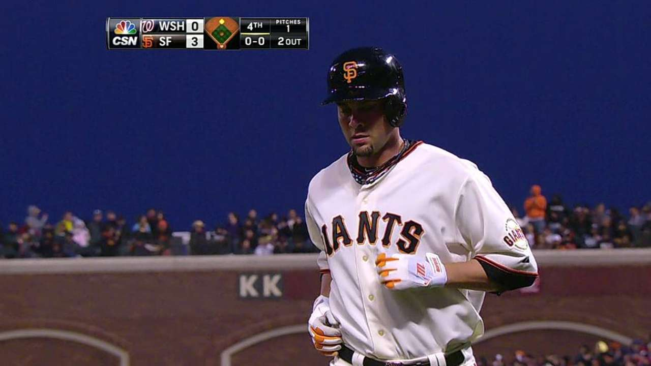 Giants to devote more attention to bunting
