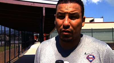 Zambrano leaves Triple-A start with shoulder pain