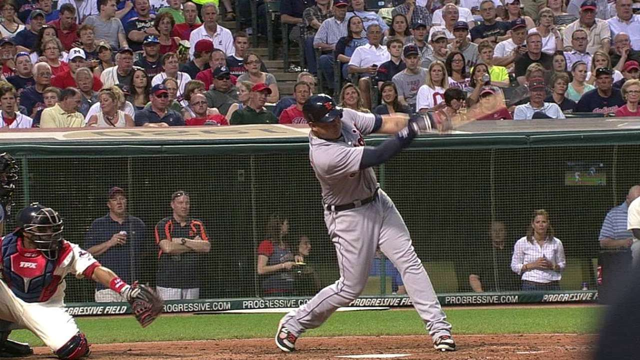 Miggy's HR extends BTS leader's streak to 44