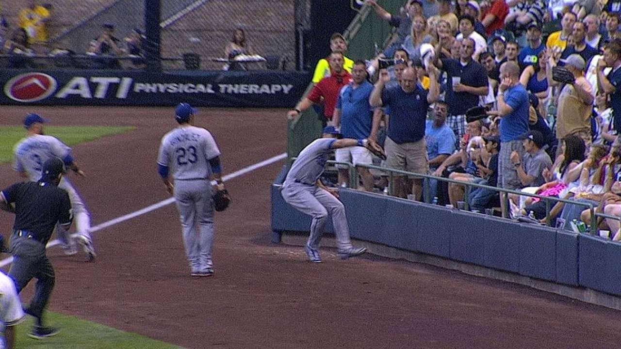 Ethier looks to put Mattingly's comments behind him