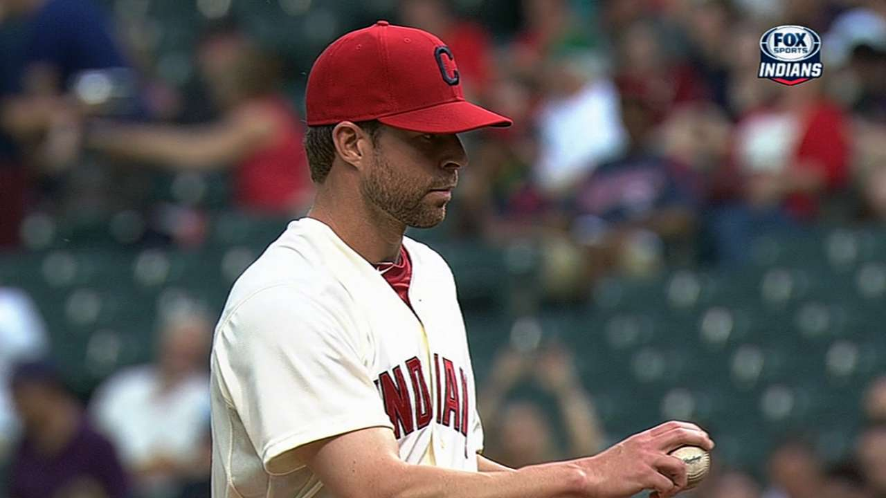 Pitching to Miggy doesn't work for solid Kluber