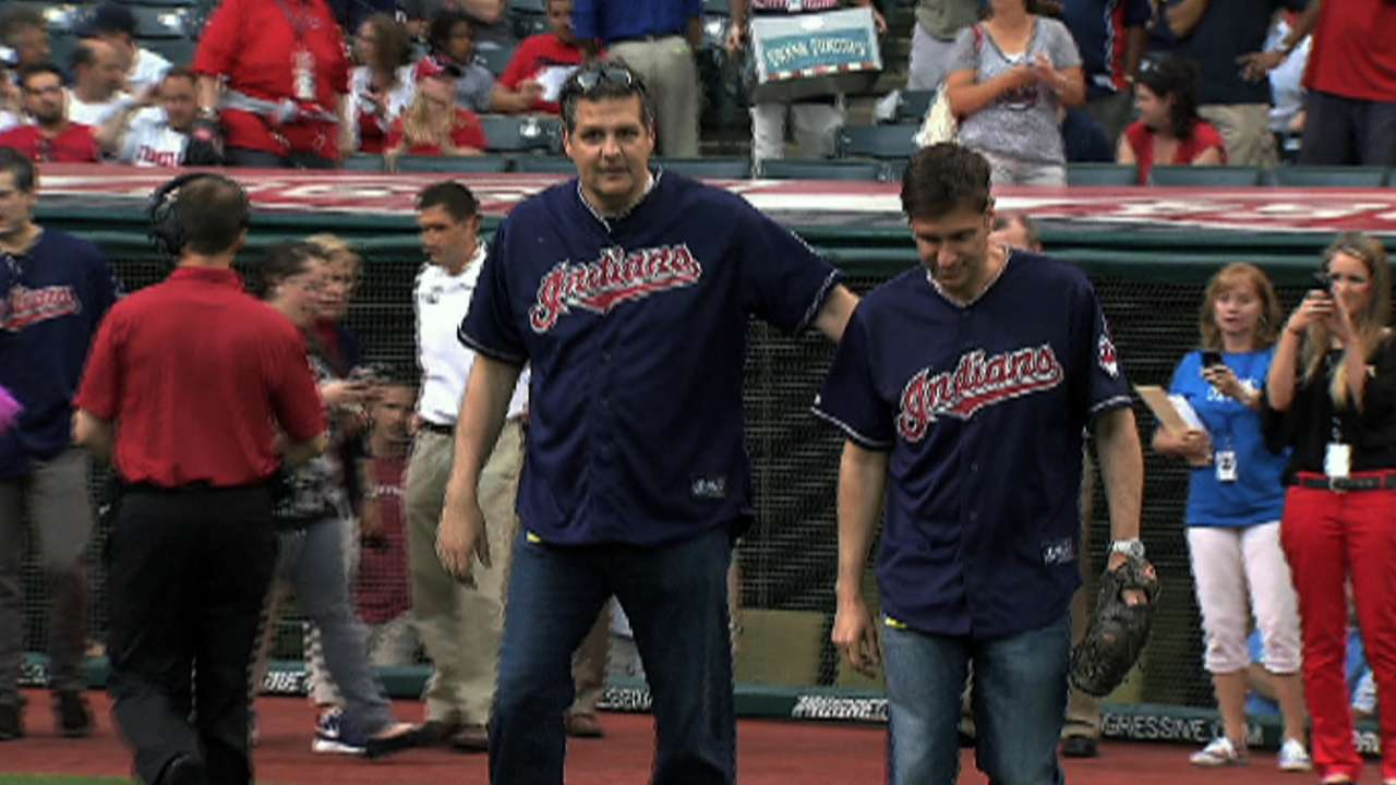 Mike and Mike arrive, hoping Tribe avoids bad fortune