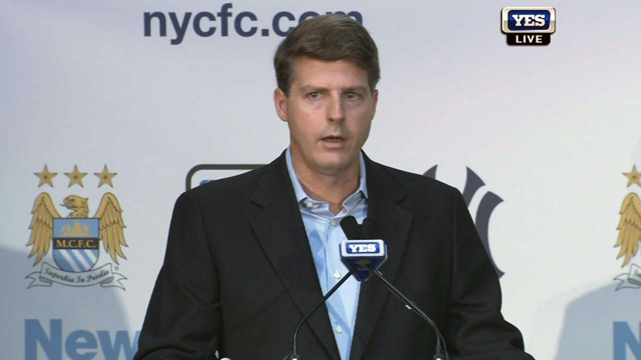 With NYCFC comes grand vision for soccer