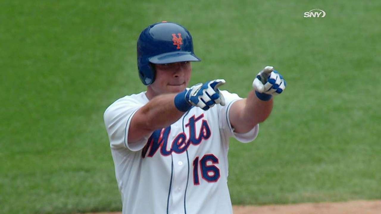 Ankiel making an impact early in Mets tenure