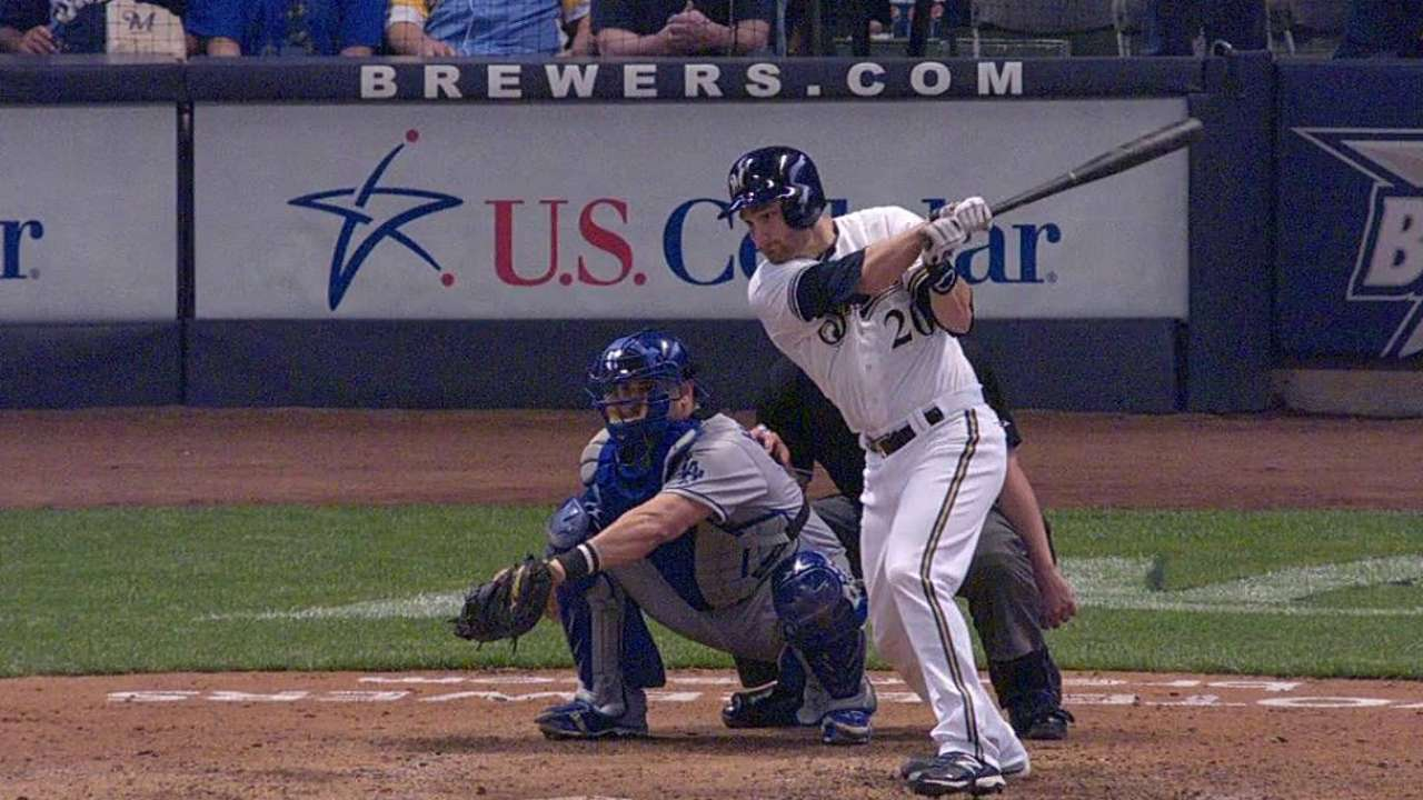 Lucroy taking simple approach to his slump