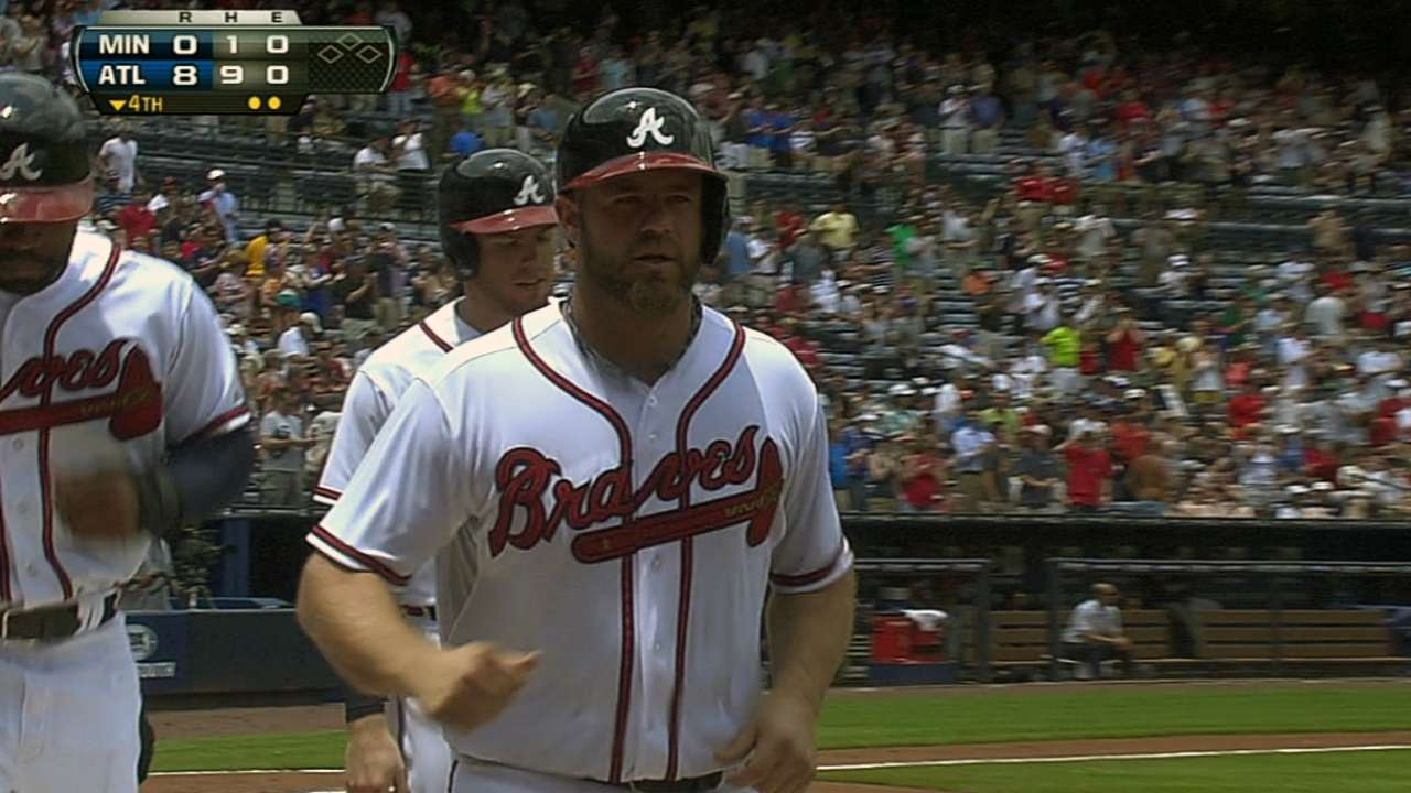 Gattis reflects on dark time in previous visit to NYC