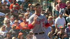 Harper's big day sends Nats home happy after 10