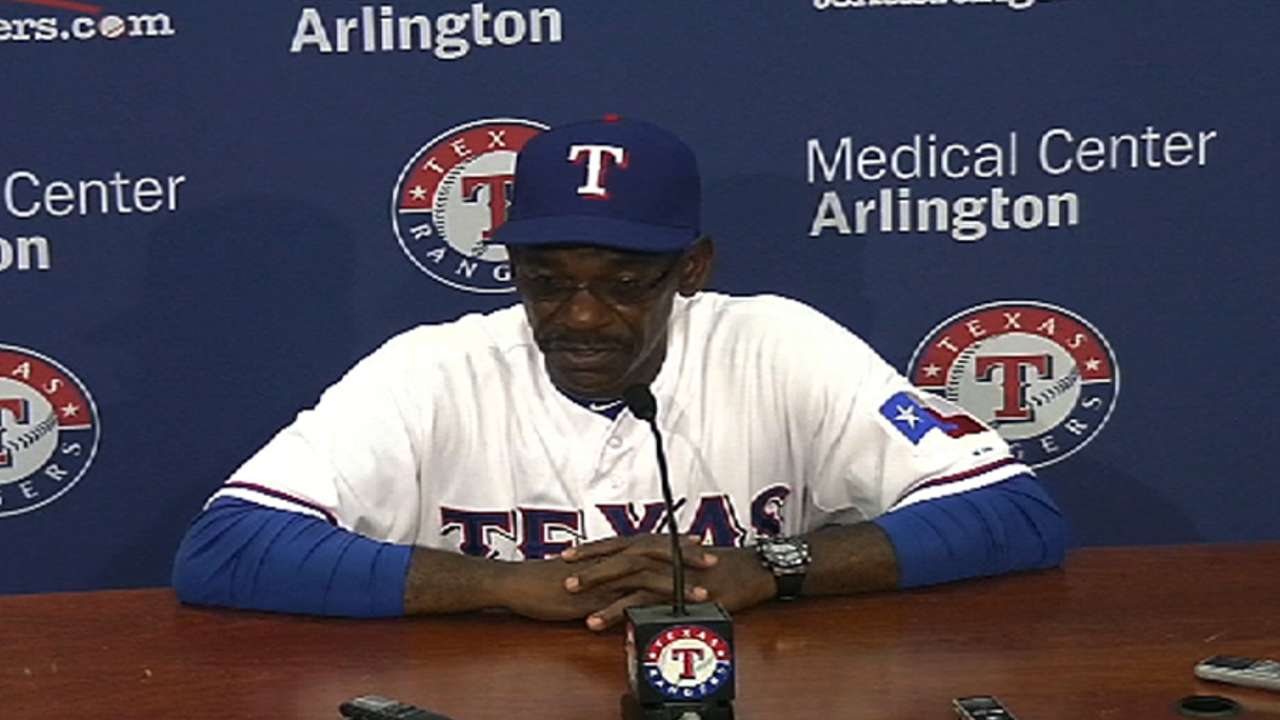 Rangers need starters to work deep in twin bill