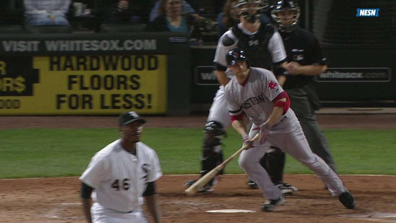 Ellsbury enjoys first multi-hit night since May 4