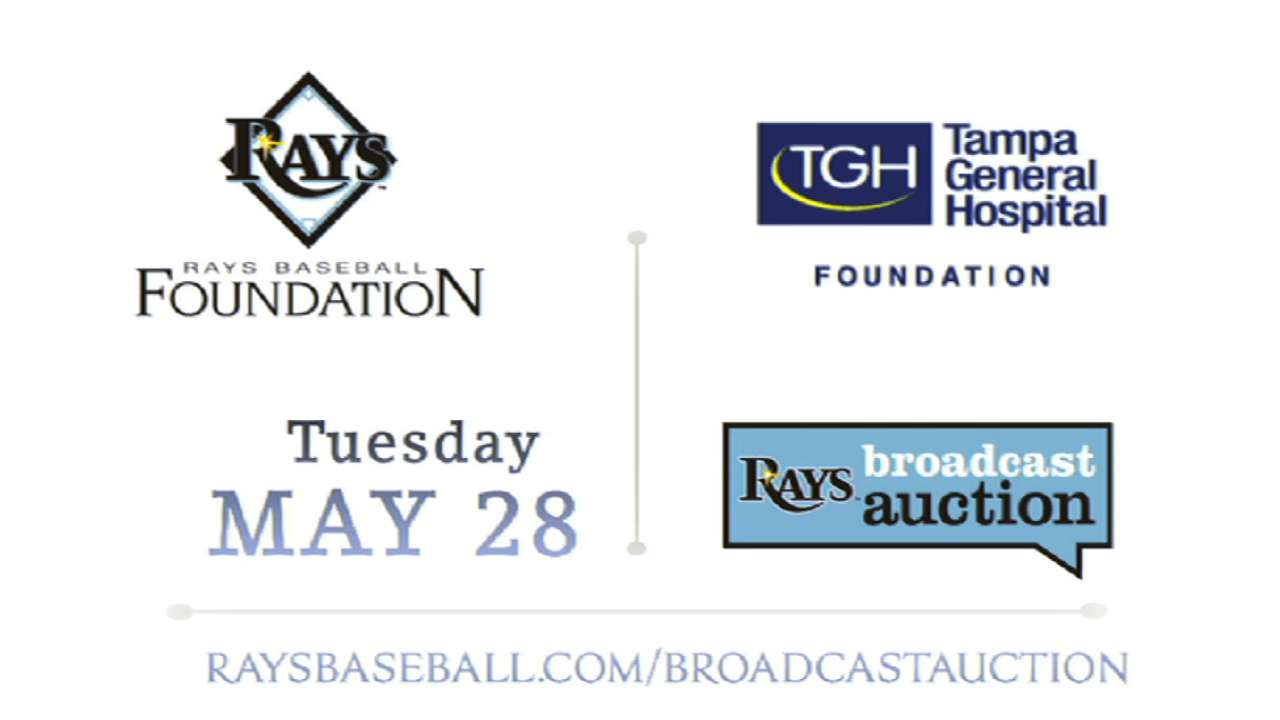 Rays Foundation donates to 17 nonprofit organizations