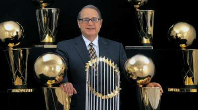 Q&A with White Sox owner Jerry Reinsdorf