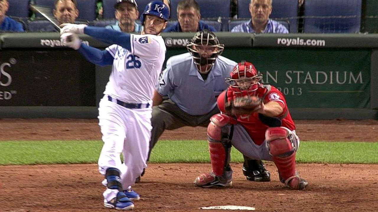 Pitching gives Royals a puncher's chance