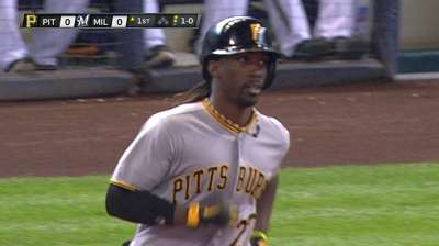 McCutchen behind pace in NL All-Star voting