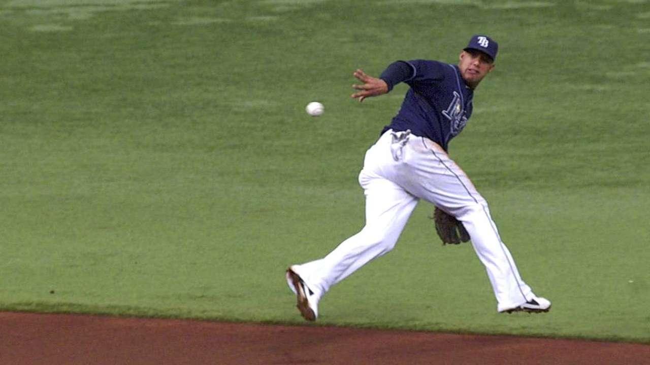 Rays sucumbieron ante los Yankees en 11 innings