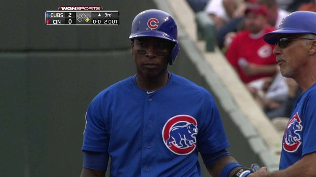 Wood uneven as Cubs drop sixth in a row