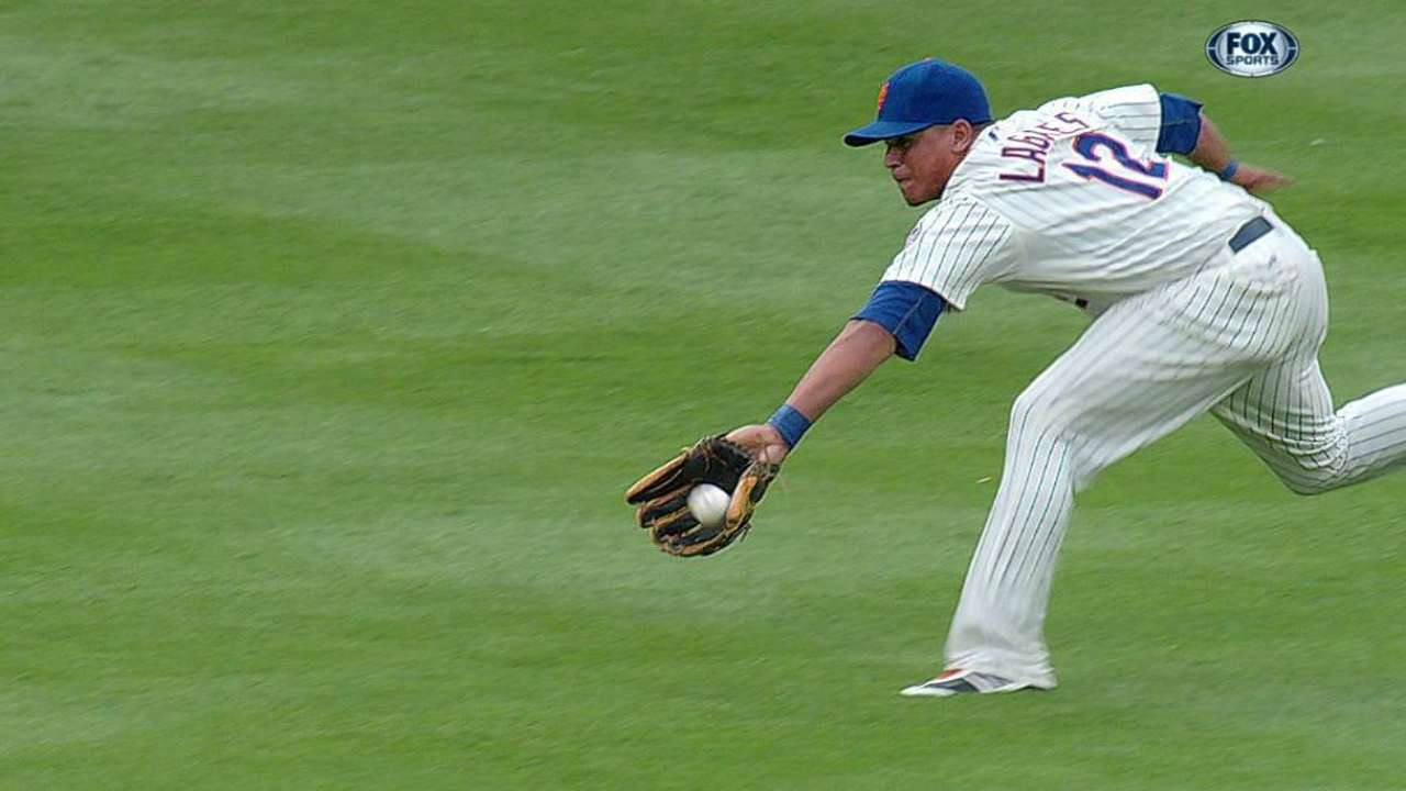 Mets cayeron ante los Bravos en juego reanudado
