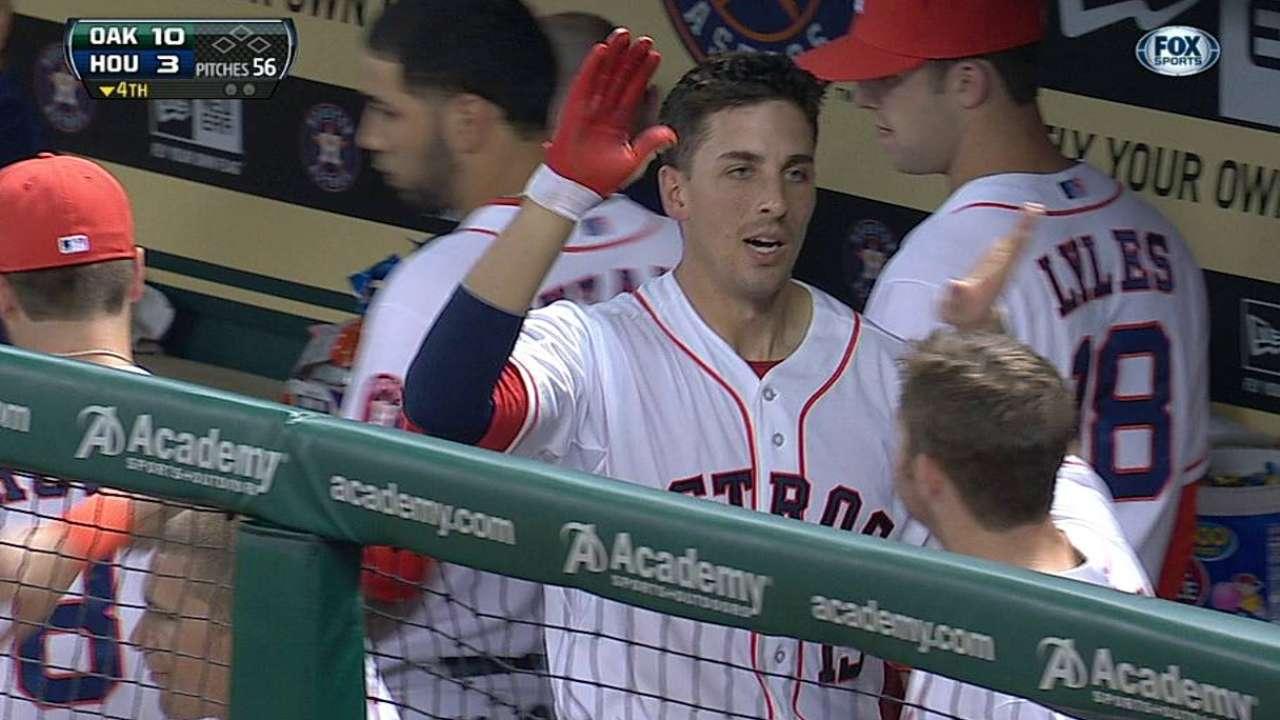 Castro dispara dos jonrones pero Astros pierden