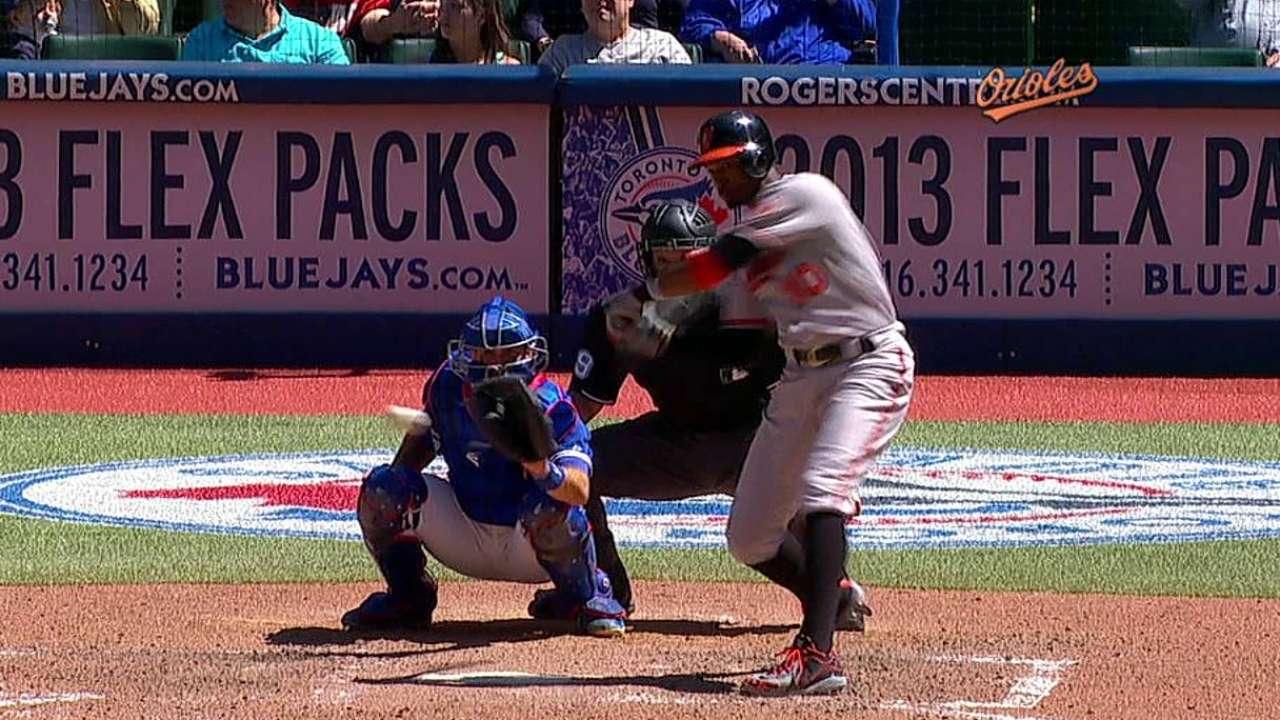 Gonzalez sharp, but Johnson can't close out series