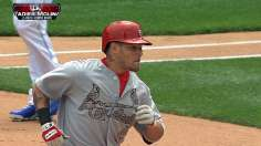 Molina's four RBIs make Wainwright a winner in KC