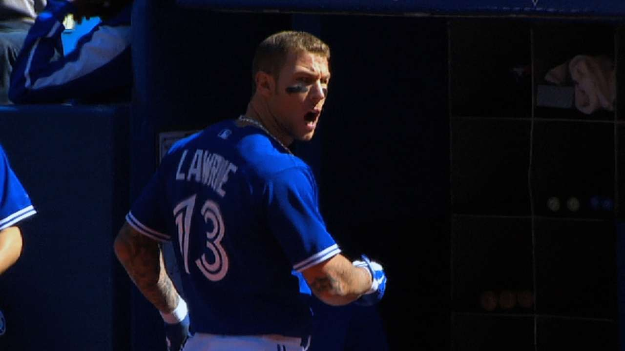 Lawrie apologizes to teammates after outburst