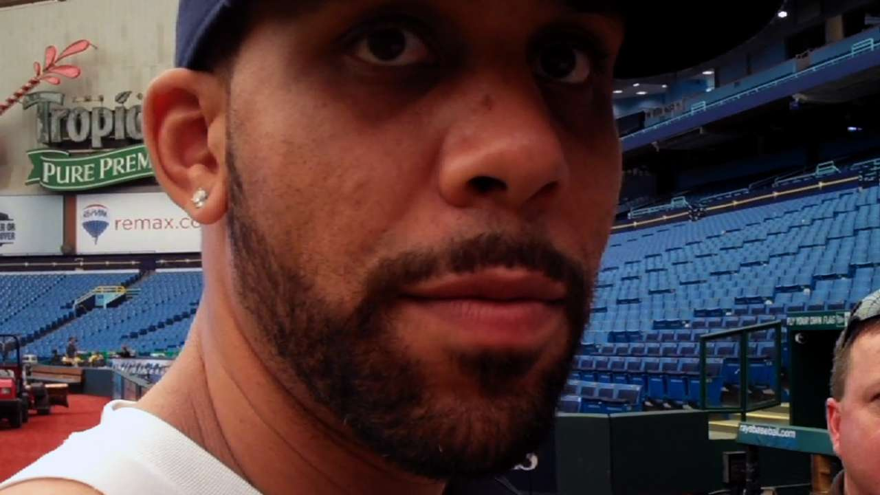 Price feels 'normal' after throwing for first time