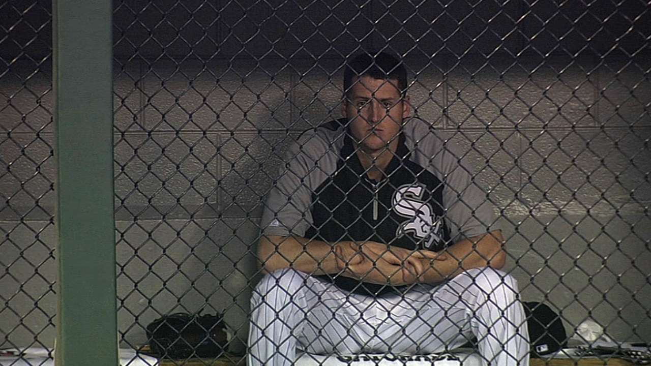 White Sox giving Jones time to work through struggles