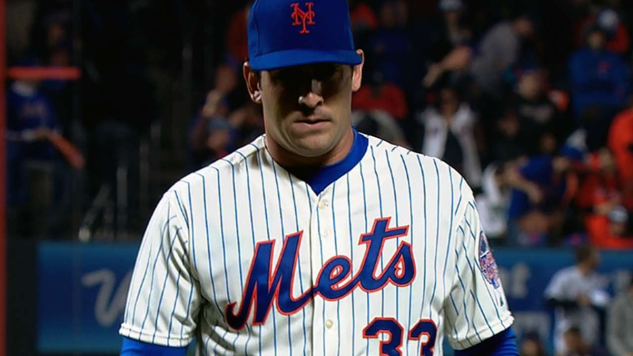 In Subway Series debut, Harvey doesn't disappoint