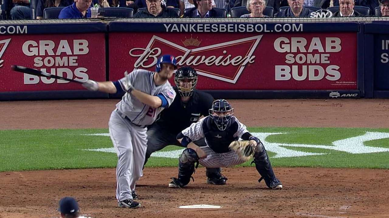 Picked-up pieces from Mets-Yankees showdown