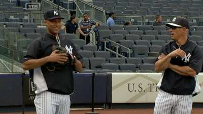 Jeter senses rehab assignment isn't far